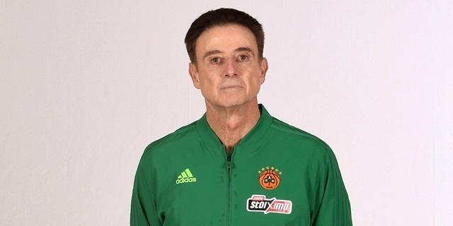 PLAYBOOK EUROLEAGUE 2019 QUATERFINALS PANATHINAIKOS ATHENES (RICK PITINO)
