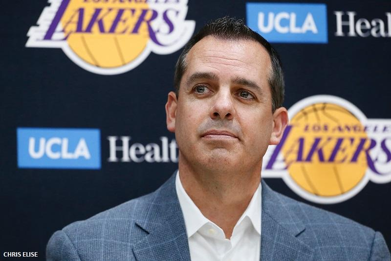 PLAYBOOK NBA LOS ANGELES LAKERS SLOB EOG « HAMMER » (FRANK VOGEL)