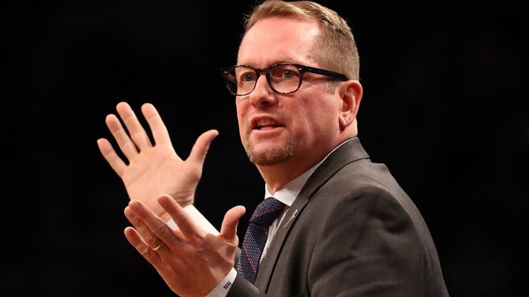 "PLAYBOOK NBA 2019 TORONTO RAPTORS SLOB ""SPAIN"" (NICK NURSE)"