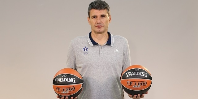 PLAYBOOK EUROLEAGUE 2019 QUATERFINALS BASKONIA VITORIA (VELIMIR PERASOVIC)